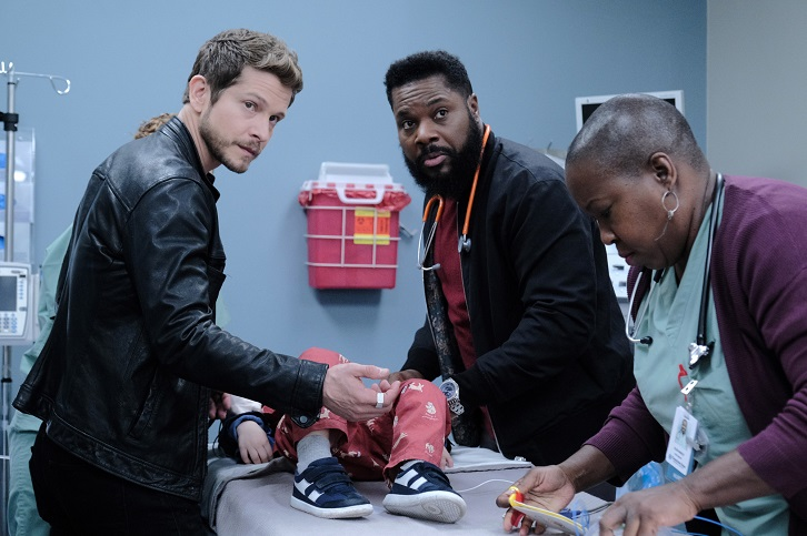 The Resident - Episode 3.08 - Peking Duck Day - Press Release + Promotional Photos