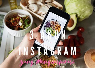 Instagram yang menginspirasi