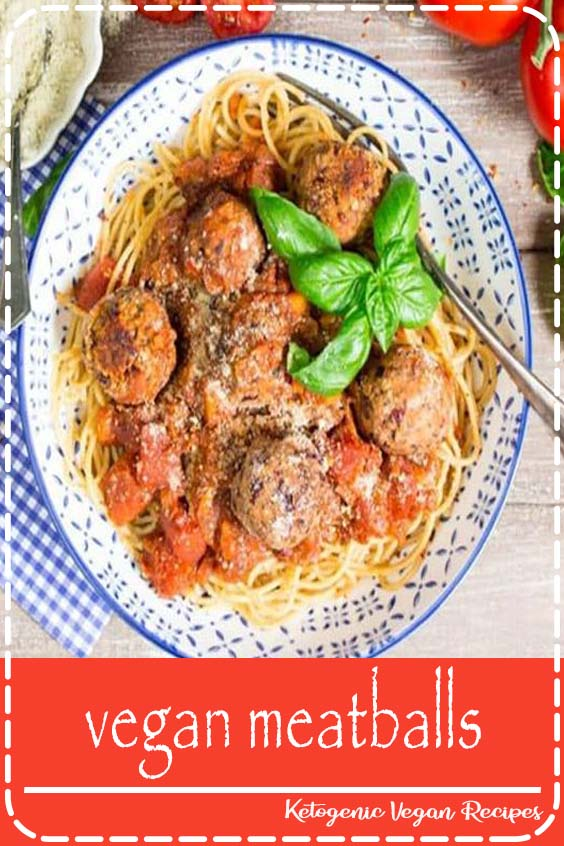 These vegan meatballs are one of my all-time favorite vegetarian recipes! They're the perfect comfort food and make such a great vegan dinner! Find more pasta recipes and vegan recipes at veganheaven.org !#vegan#meatballs#pasta