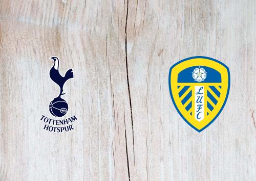 Tottenham Hotspur vs Leeds United -Highlights 02 January 2021