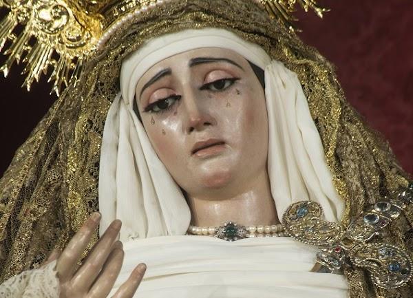 Horario e Itinerario del Rosario de la Aurora con la Virgen de la Victoria de las Cigarreras. Sevilla 03 de Octubre del 2021