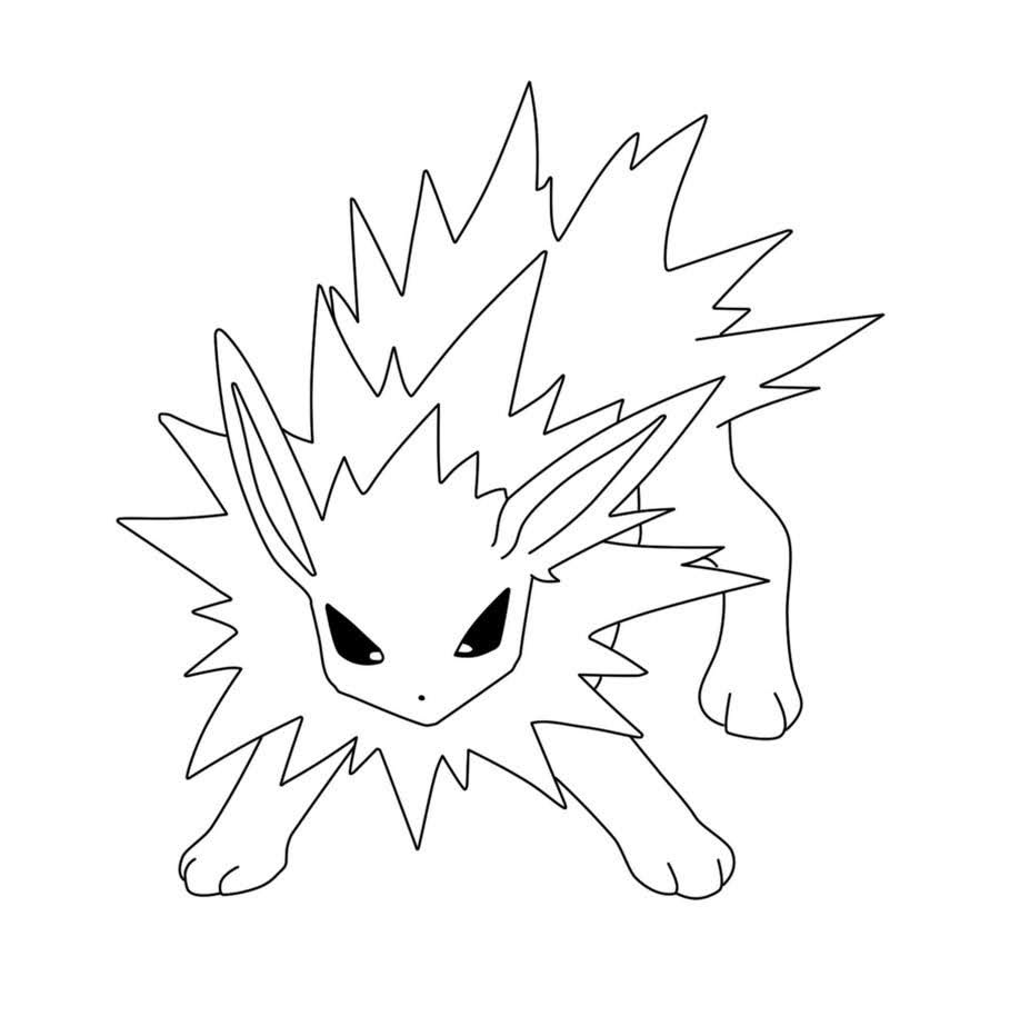 Pokemon Coloring Pages 1-20 - Coloring Home | 923x909
