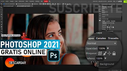 Photoshop Gratis Online 2021