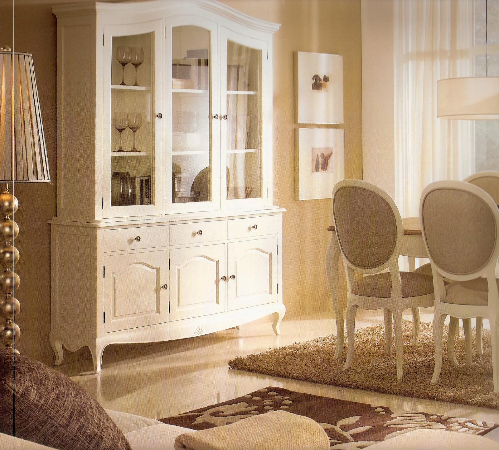Nueva colecci n de muebles paris for Paris muebles comedor