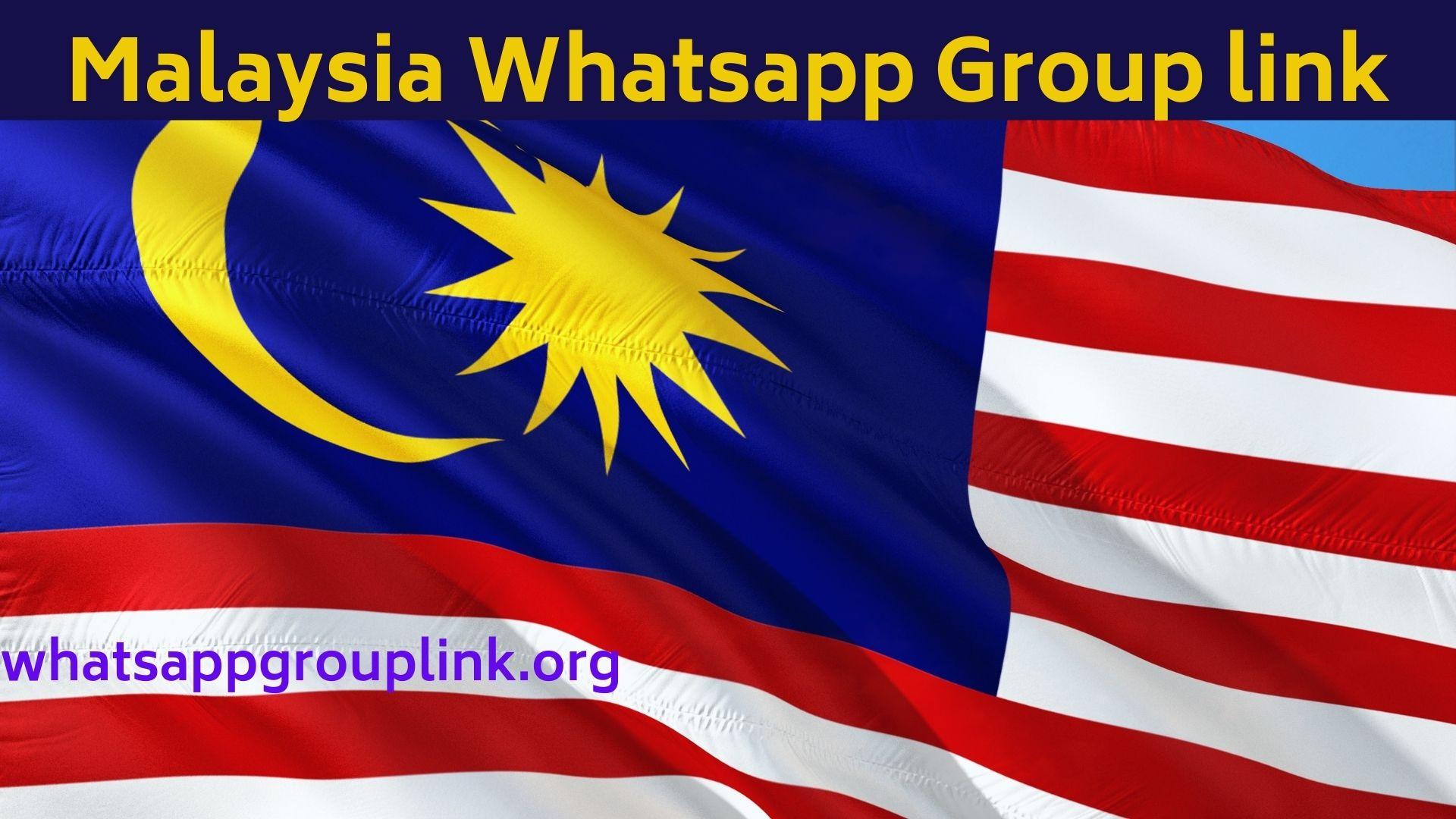 Malaysia Whatsapp Group Link Whatsapp Group Links