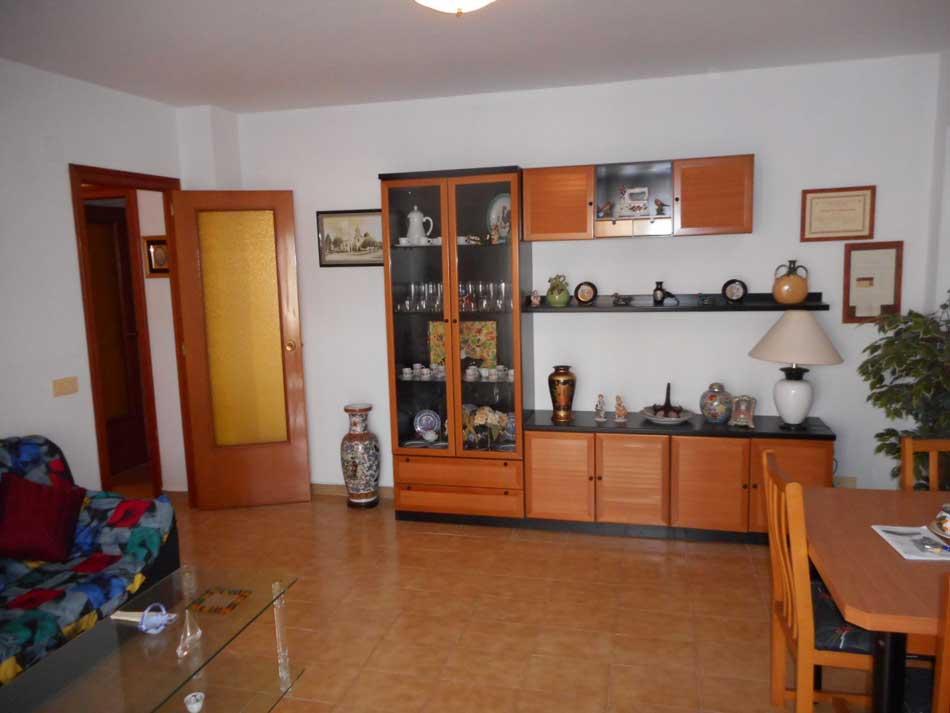 apartamento en venta calle apostol santiaqgo benicasim salon