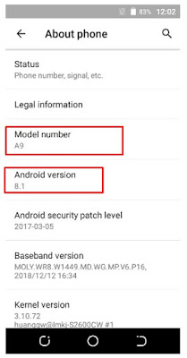Oppo 3001 Flash File Stock Rom MSM8916_4 4 4 Dead Recovery