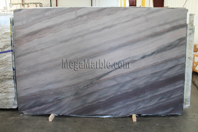 Elegant Browm Leather Granite slabs for countertop