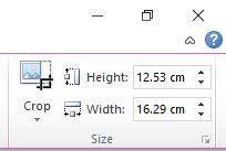 Ubah Ukuran Pas Foto Menggunakan Ms. Word