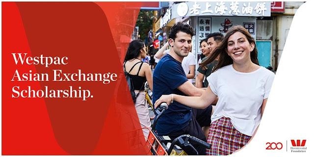 Westpac Research Fellowships Australia 2020