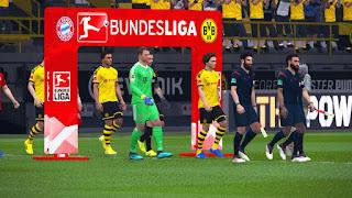 PES 2017 Bundesliga Gate Mod by RND Creative PES