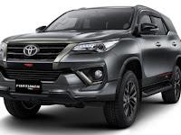 Selayang Pandang Mobil SUV Andalan Anda : Toyota Fortuner