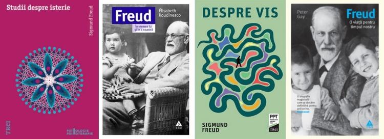 Tânărul Freud Studii despre isterie