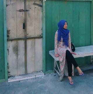 Meriska PW, Mama Blogger Asyik Dari Sidoarjo