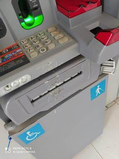 Caixa eletrônico em Jacaraci