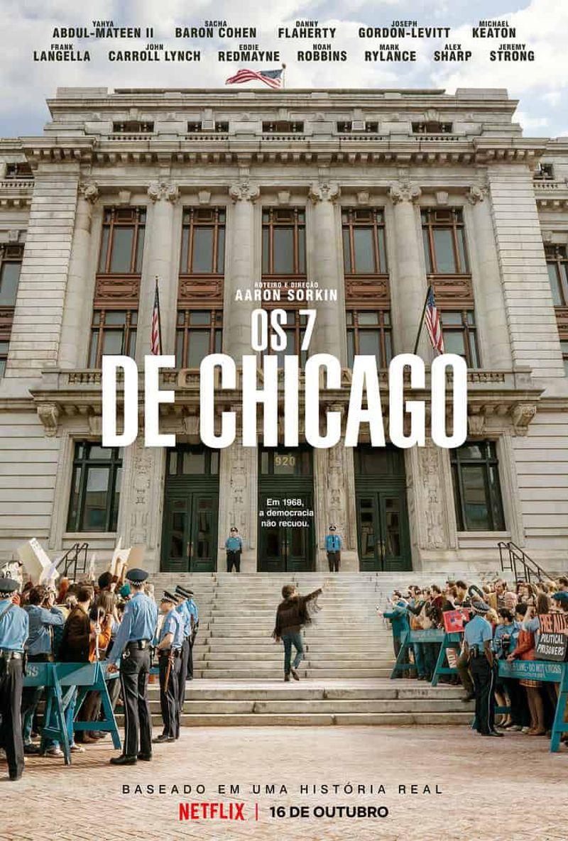 Os 7 de Chicago | Crítica do filme da Netflix