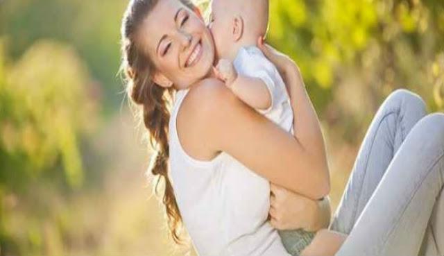 Cara merawat tubuh tetap langsing pasca melahirkan