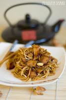 (Kurczak z orzechami po chińsku