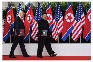 Donald Trump Và Kim Jong-un