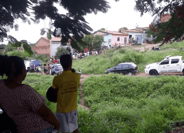 Salgueiro – PE: Mãe e filho são encontrados mortos dentro de casa