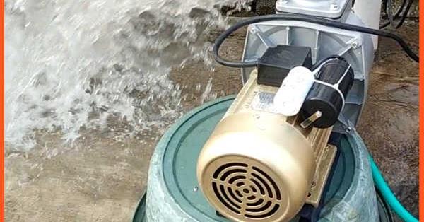 Pompa Air Dengan Debit Besar Watt Rendah - Pompa Air ...