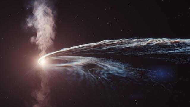 Αποκαλύφθηκε η πηγή κοσμικού σωματιδίου «φάντασμα» στον Νότιο Πόλο