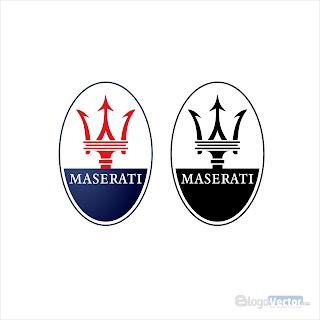 Maserati Logo vector (.cdr)