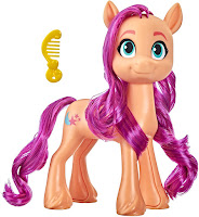 My Little Pony Sunny Starscout Mega Movie Friends A New Generation Brushable