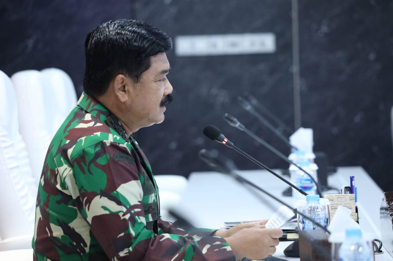 Panglima TNI : Kekuatan Udara Menjadi Penentu Kemenangan Dalam Perang Modern