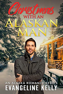 Christmas with an Alaskan Man - Romance book by Evangeline Kelly