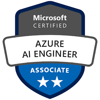 best Azure certification for AI Engineer