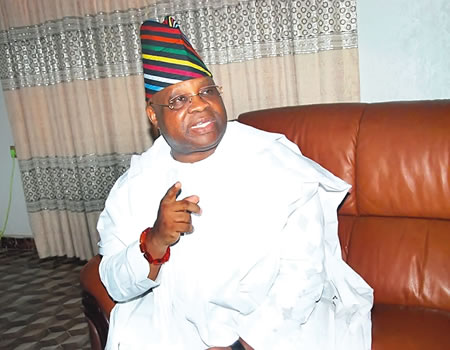 #OsunDecide2018: My Life is under Threat, Adeleke Writes Diplomatic Missions