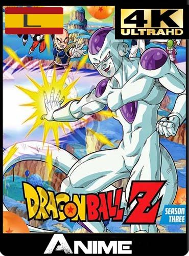 Dragon ball z temporada 3 saga de freezer (1990) 4k ultrahd latino [GoogleDrive]