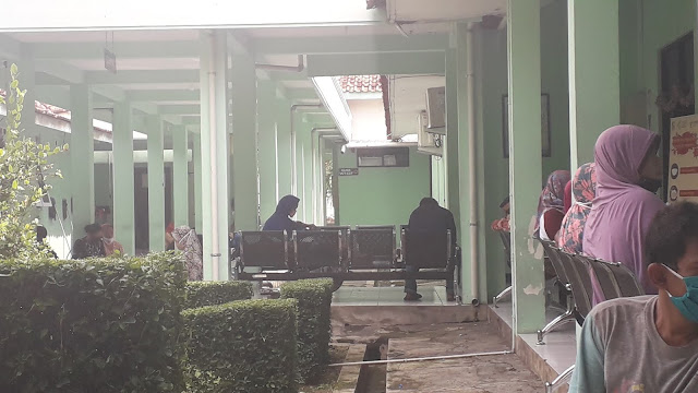 Poliklinik RSUD Kabupaten Karanganyar