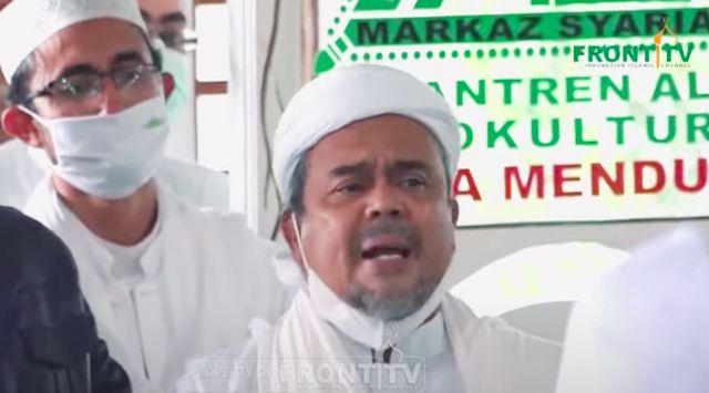 HRS Datangi Polda Metro Jaya, Pimpinan MPR: Semoga Keadilan Bisa Ditegakkan
