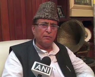 FIR against Azam Khan for sexist khaki underwear remark against Jaya Prada