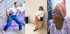 Nollywood Stars, Toyin Abraham, Adesua Etomi battle for best dressed in hubby's outfits (Photos)