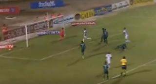 Primeiro gol do Ceará