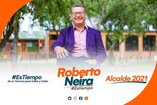 Roberto Neira - Candidato Por Temuco