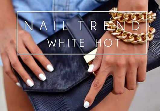 CURENTLY PINNING WHITE MANI'S