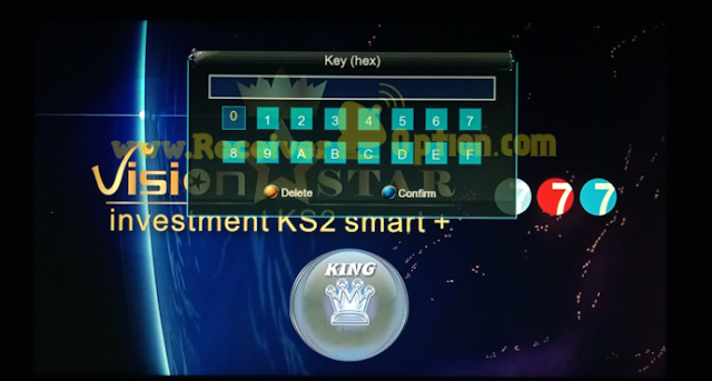 VISION STAR 777 KING PLUS 1507G 1G 8M NEW SOFTWARE WITH G SHARE PLUS V2 7 MAY 2021