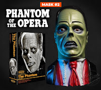 NECA's Limited-Edition Universal Monsters Mask Series The Phantom