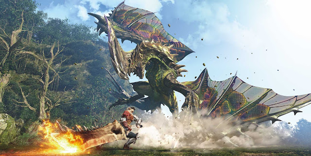 Capcom Confirms New Monster Hunter Title (That isn't Generations/Stories)