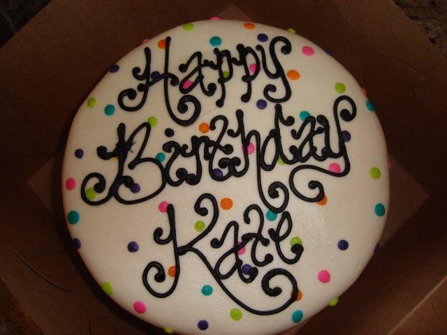 Miller Family Adventures Happy Birthday Kate