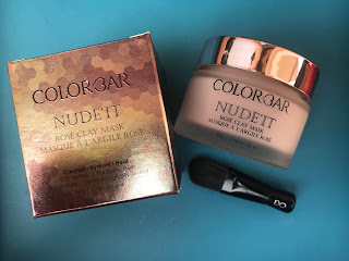 Colorbar Nude'IT Rose Clay Mask Review