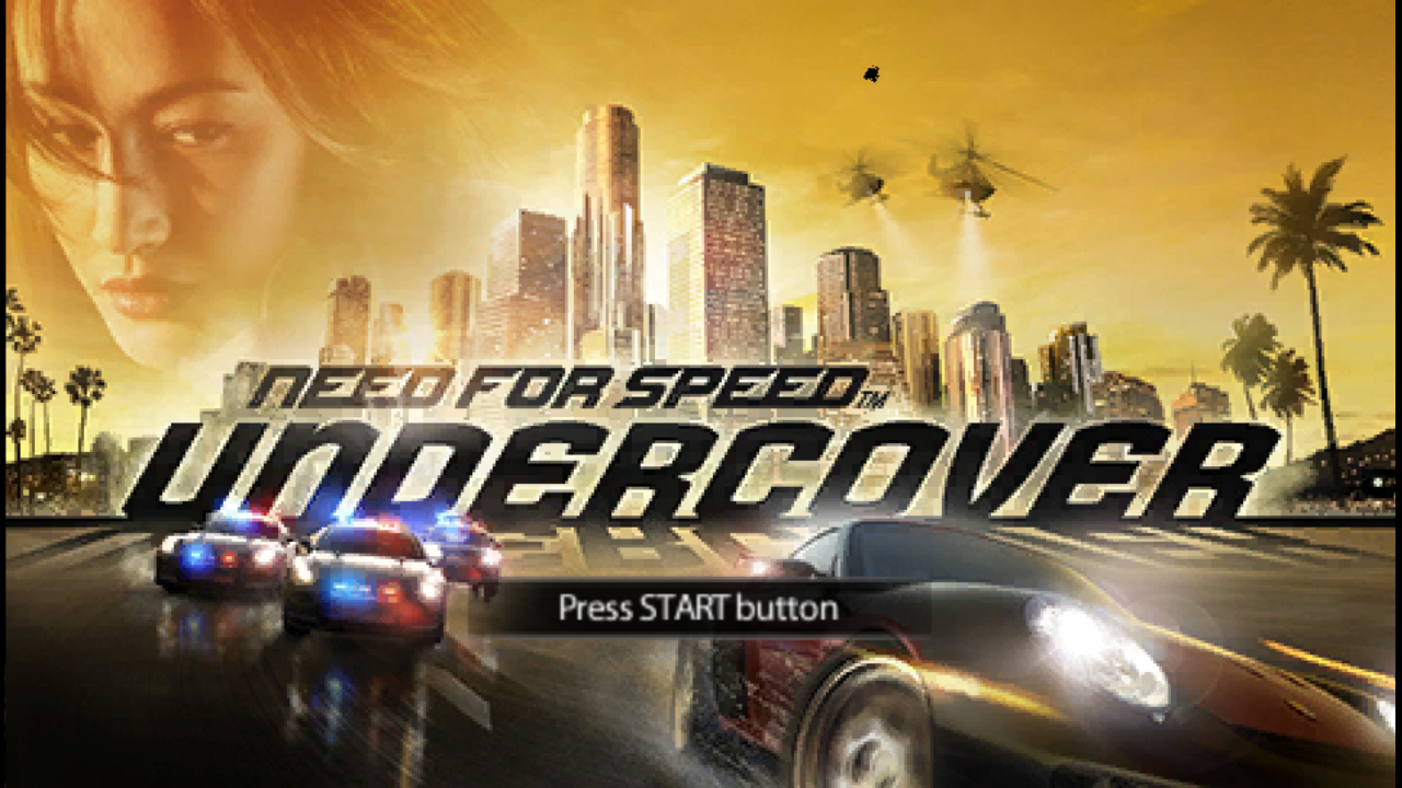 Need for Speed - Undercover (USA) ISO PSP ISOs
