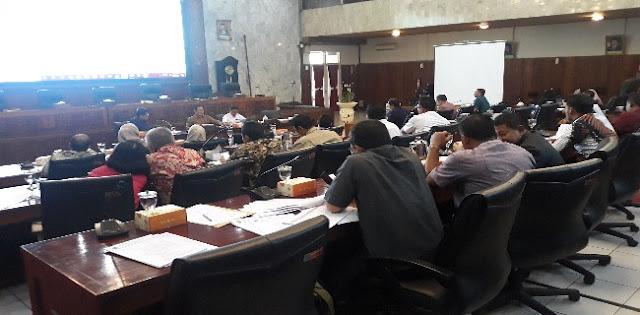 DPRD Setujui APBD 2020 Kota Semarang Sebesar Rp 5,256 Triliun