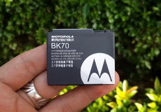 Baterai Original Motorola BK70 Original 1100mAh