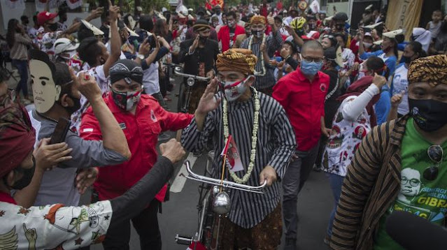 Tidak Hanya HRS, Aparat Juga Harus Tegas terhadap Putra Jokowi Gibran