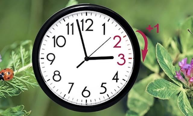 Θερινή ώρα: 5 σοβαροί κίνδυνοι για την υγεία!!!-ΦΩΤΟ